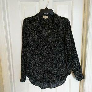 Anthro. Cloth & Stone Long Sleeves Shirt (Medium)